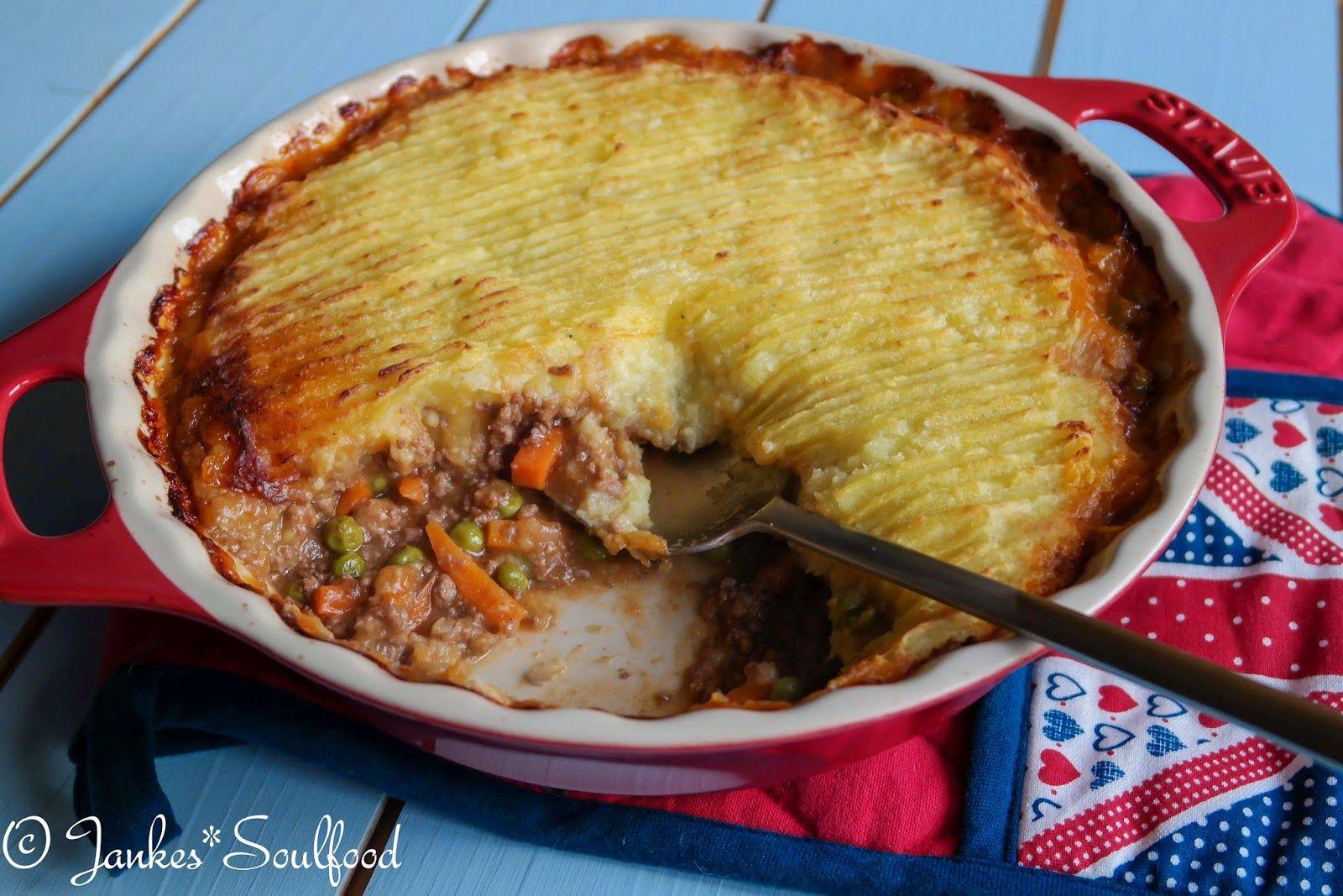 Shepherd's Pie - eine kulinarische Entdeckungsreise nach England #menus