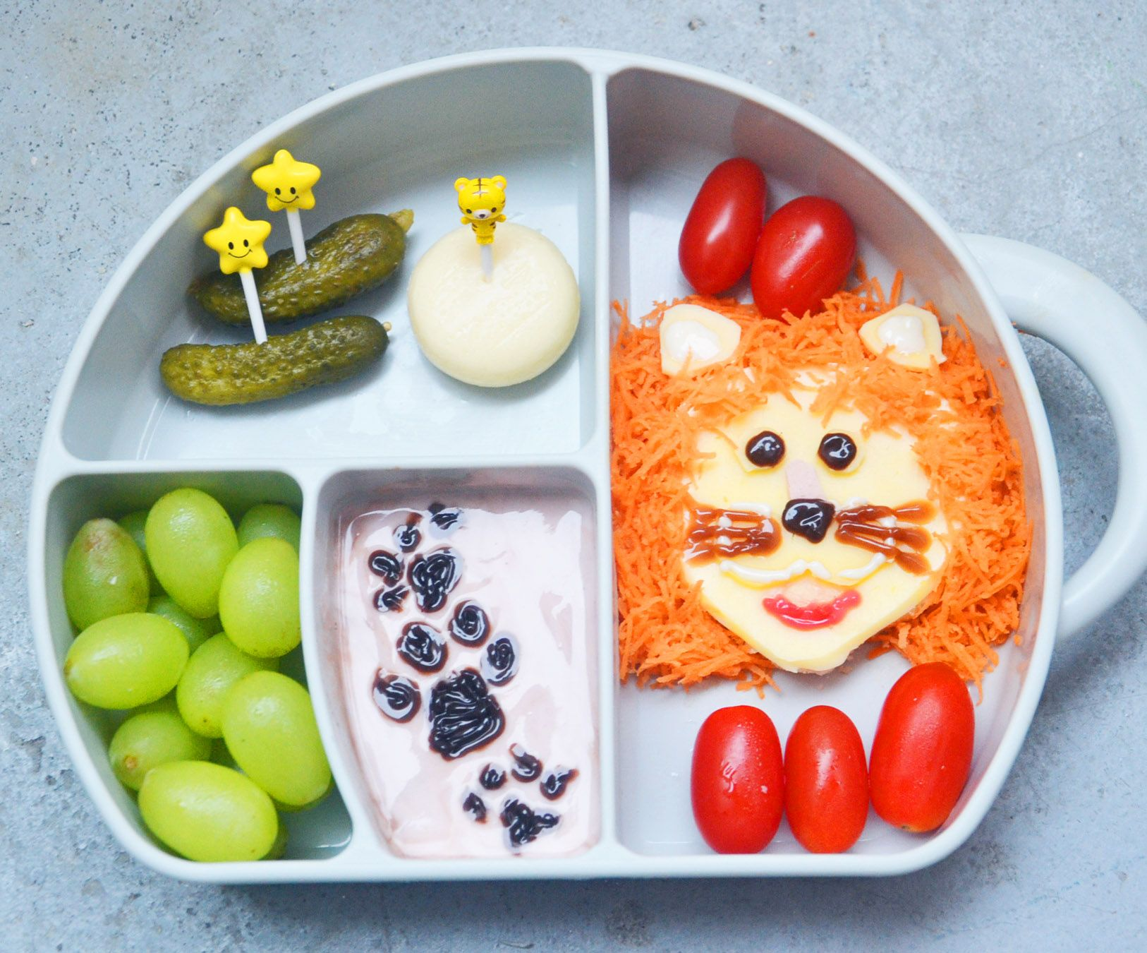 Brotbox Kinder Löwe Bentobox Bentobox Ideas Brotdose Mal Anderst