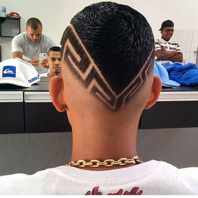 haircut design hair care