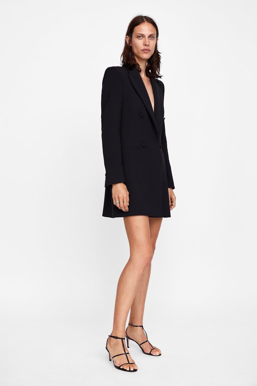 fa671d82 LEVITA ENTALLADA | fashion | Coat dress, Frock coat, Frocks