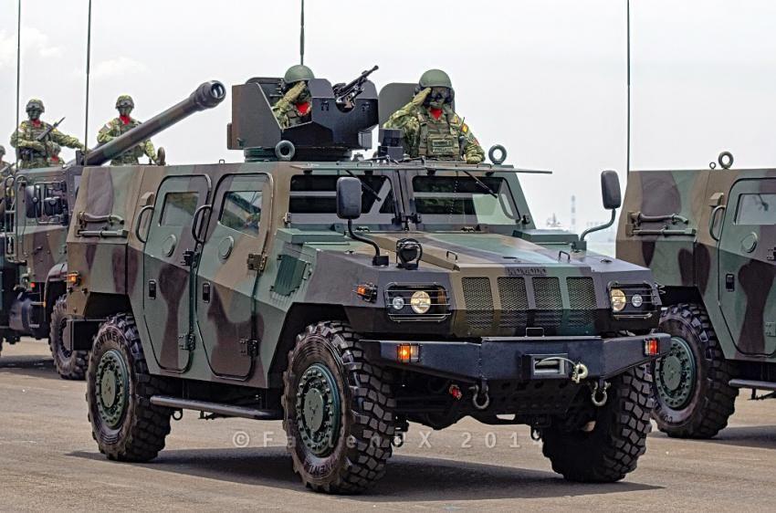 Komodo Buatan Pindad Indonesia Kendaraan Militer Militer Angkatan Darat