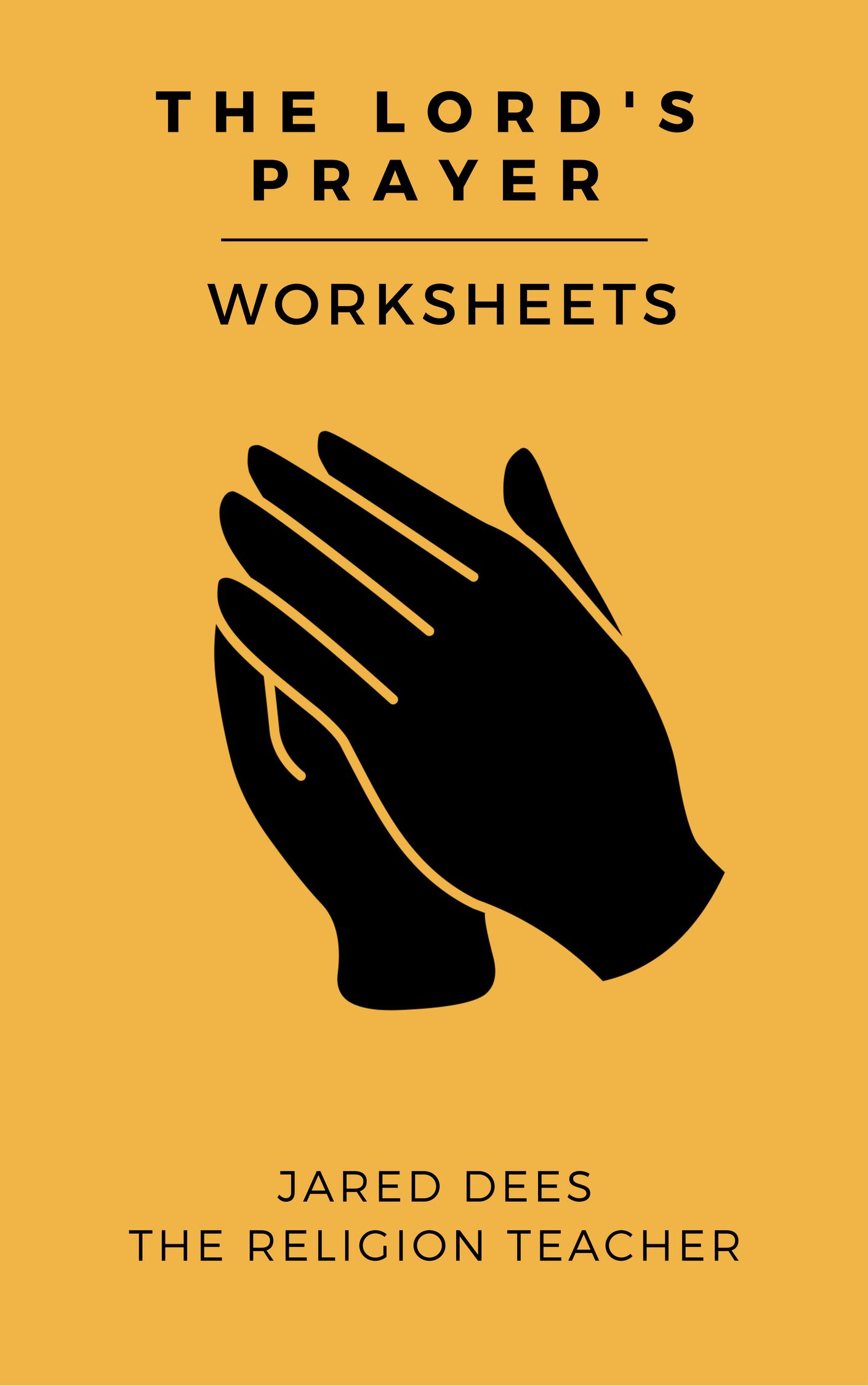 Pin On Catholic Worksheets