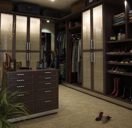 Large closet design in expresso aka espresso learn more http bit