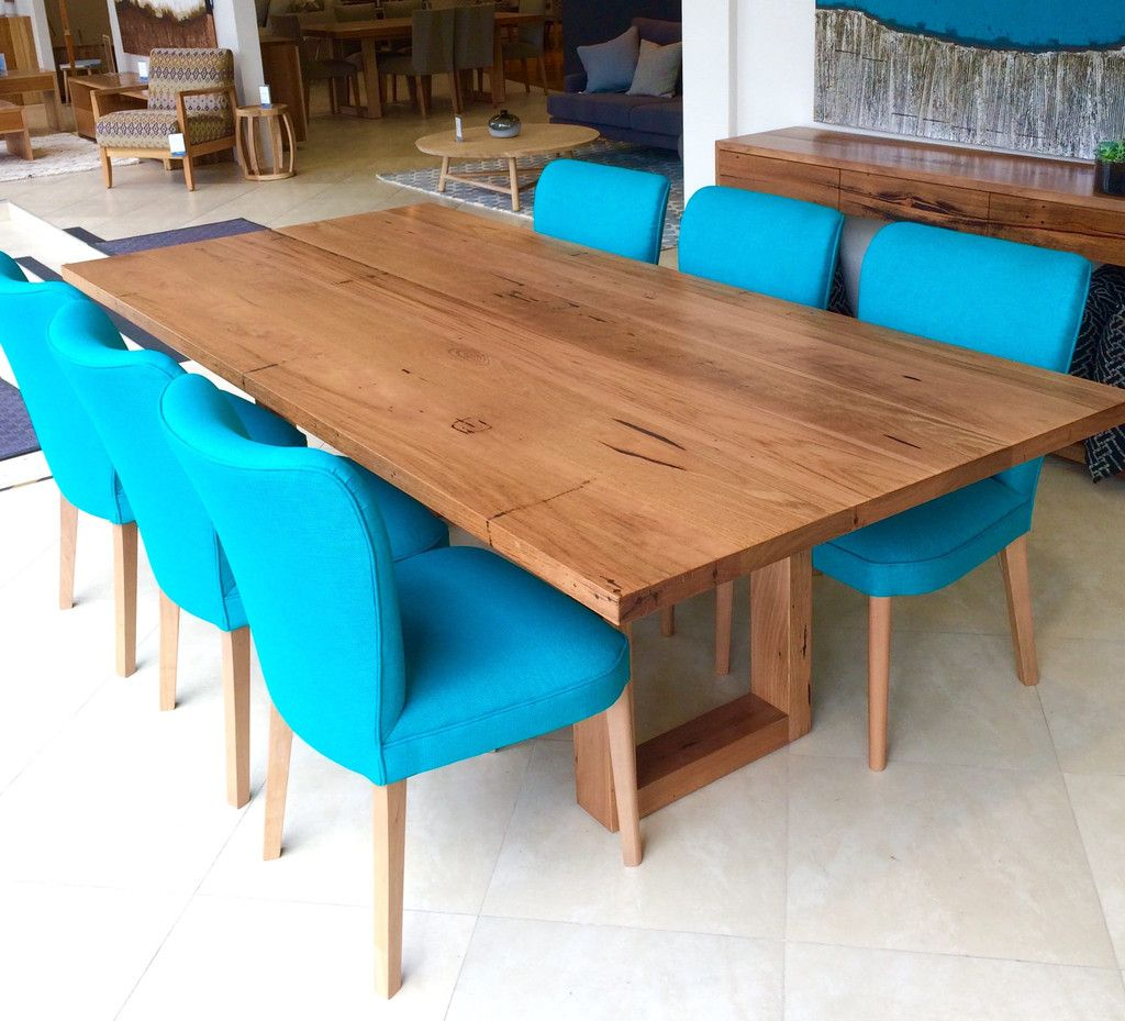 Dining Room Tables Chicago: Chicago Dining Table, An Australian Made Recycled Messmate