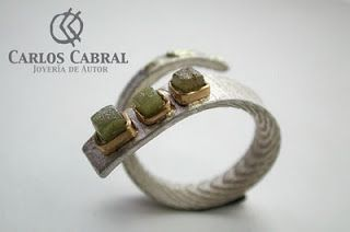 Carlos Cabral Joyeria de Autor: diciembre 2011
