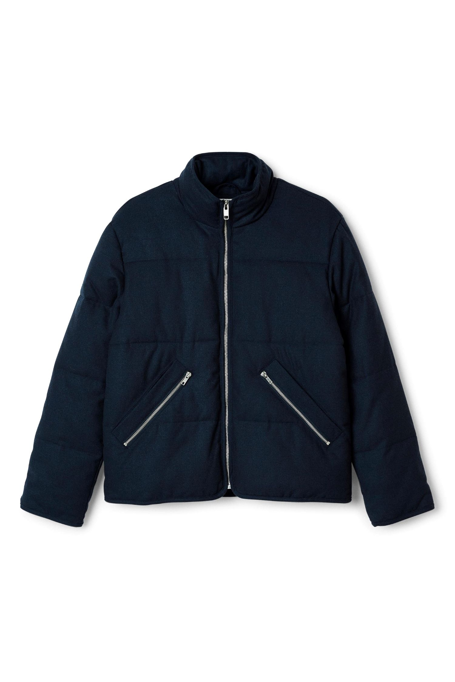 Weekday Image 4 Of Woom Jacket In Blue Dark Fashion Clothes Design Jackets [ 2250 x 1500 Pixel ]