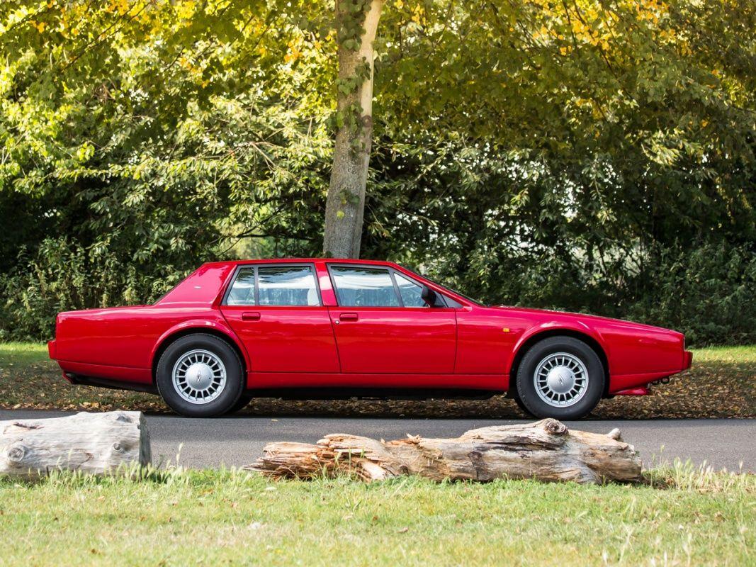 1988 aston martin lagonda - series 4   classic driver market