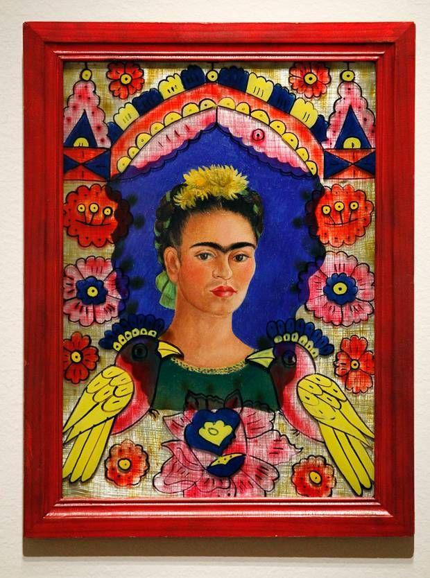 Lola Srawinter Frida Kahlo Paintings Kahlo Paintings Painting