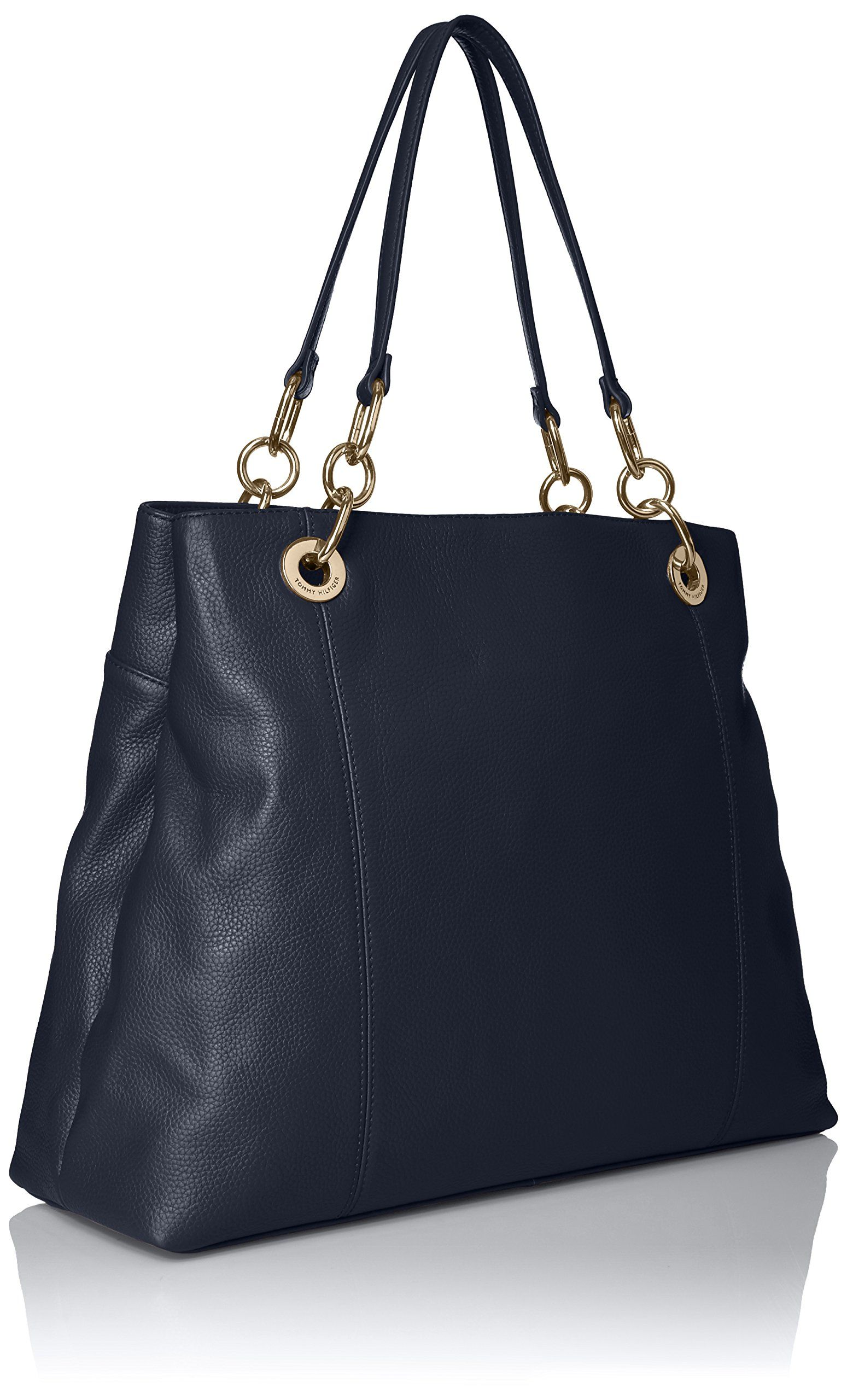 7a91bd3fdf81c Tommy Hilfiger Tote Bag for Women TH Signature Tommy Navy    Details can be  found