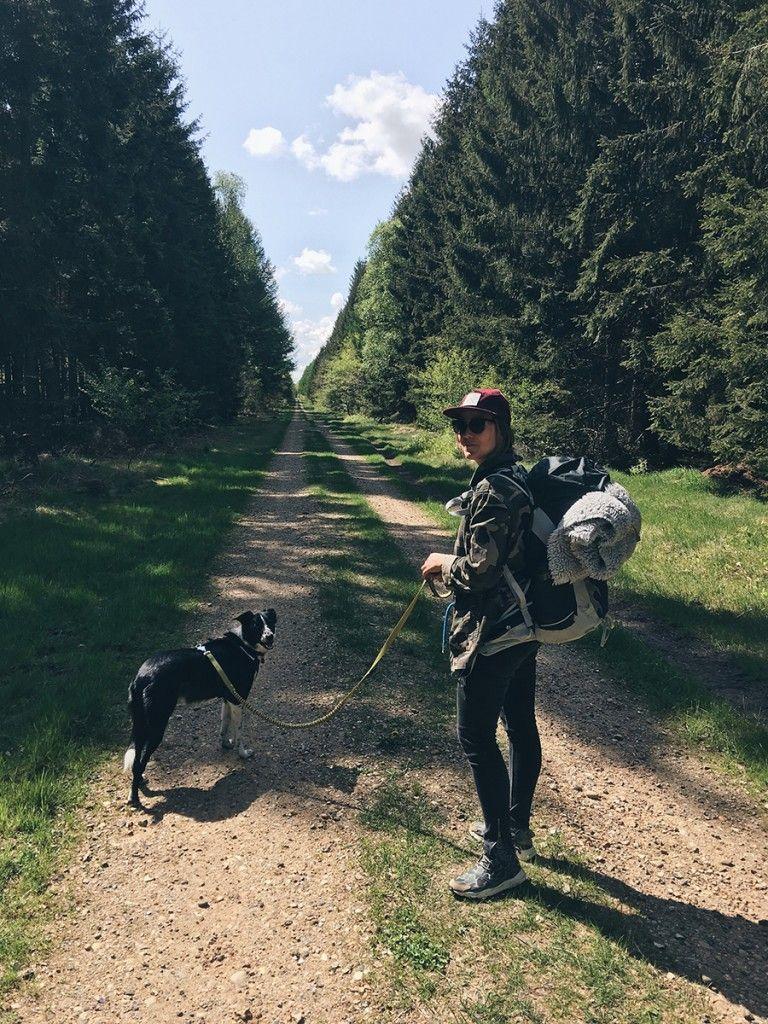 På vandretur på hærvejen (inkl lækker kro X 2)