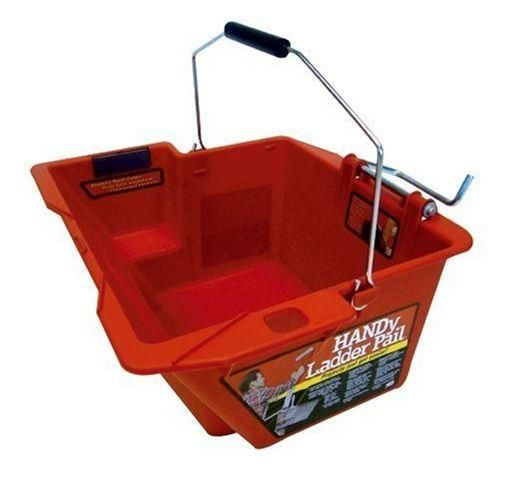 Handy 4500 Ctc Ladder Paint Pail 1 Gallon 4500ctc Gallon Handy Ladder Pail Paint In 2020 Paint Pails Ladder Pail