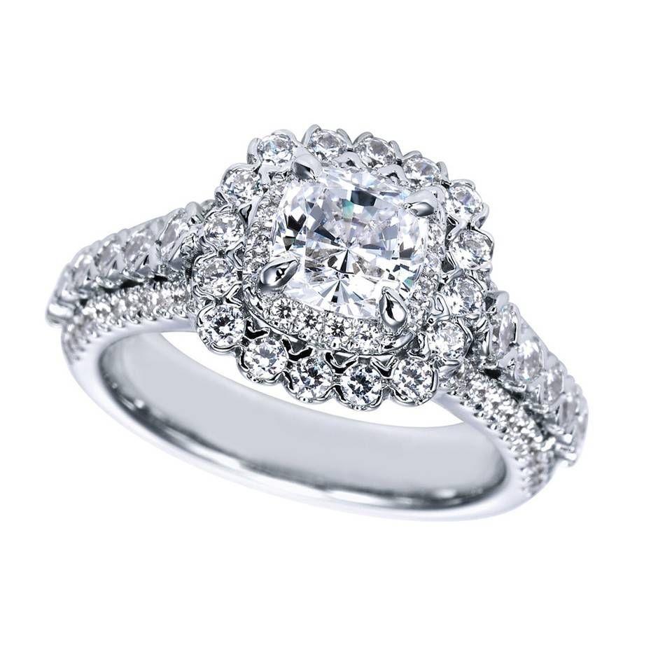 2018 Beliebten 1 Million Dollar Verlobungsringe Trauringe