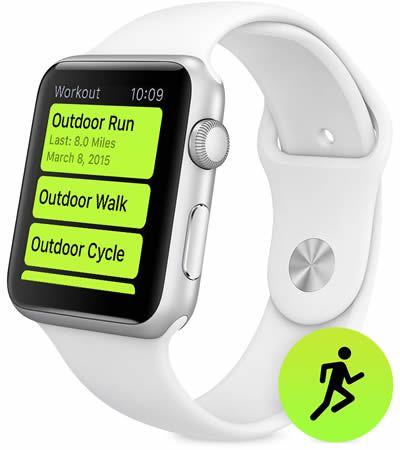 Best 5 Running Apps for Apple Watch http//www