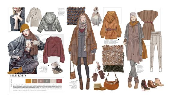 Promostyl - Casual trend book   AW16 key shapes ...