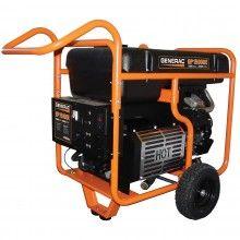 Generac Gp15000e Portable 15000 Watt Generator Norwall Best Portable Generator Portable Generator Portable Power Generator