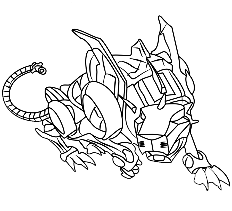 Voltron Coloring Pages Red Lion Educative Printable