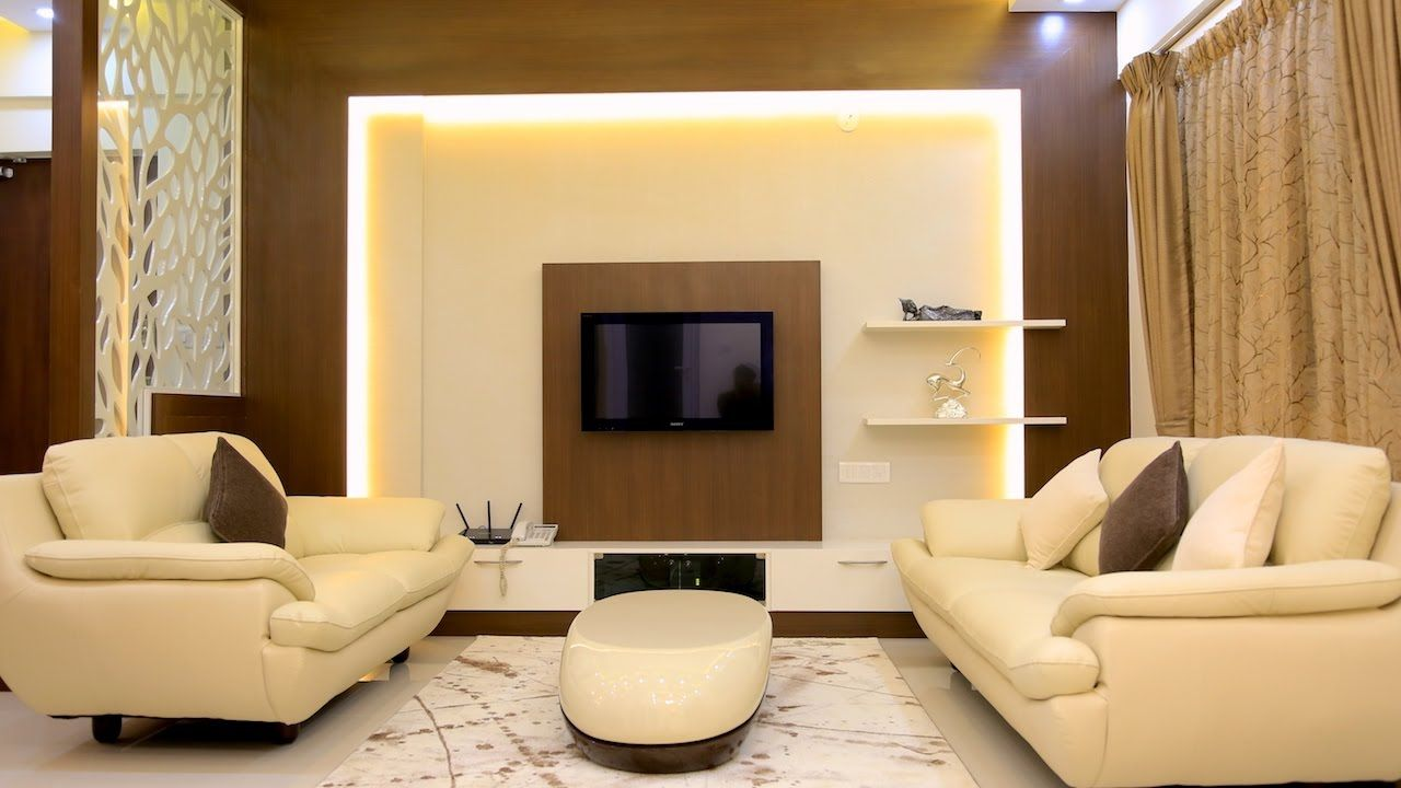 Interiors Walkthrough Of Mr Nagesh Anusha S House Concorde