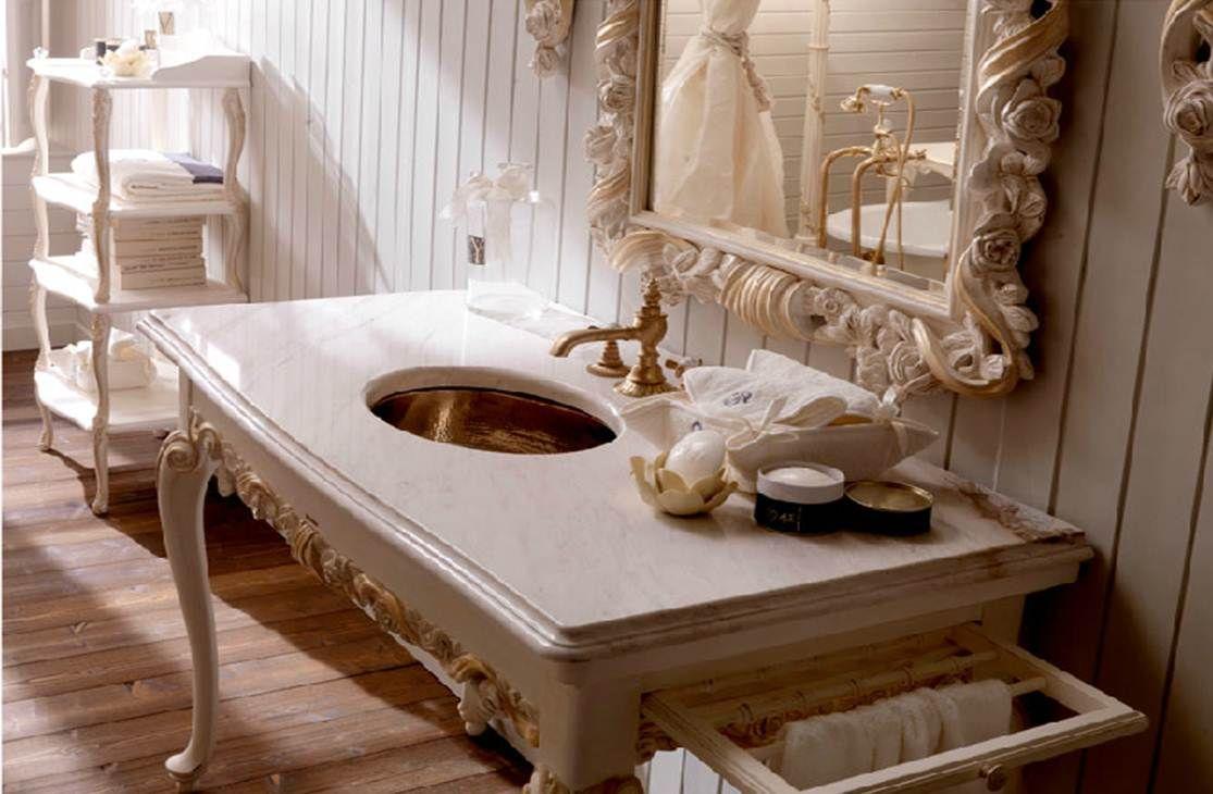 Vintage bathroom interior romantik im badezimmer  bad  pinterest  vintage bathrooms