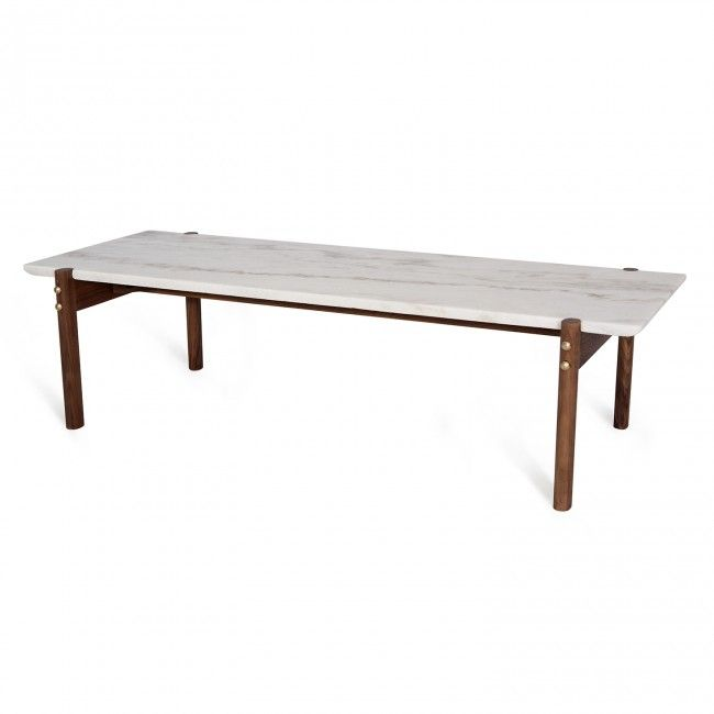 Manila Marble Coffee Table By Organic Modernism Clickon