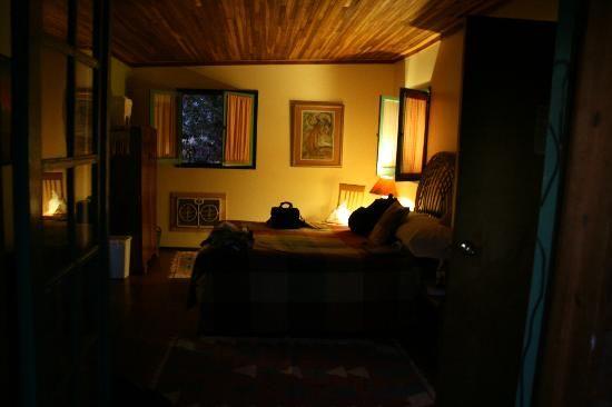 cabin at the inn.