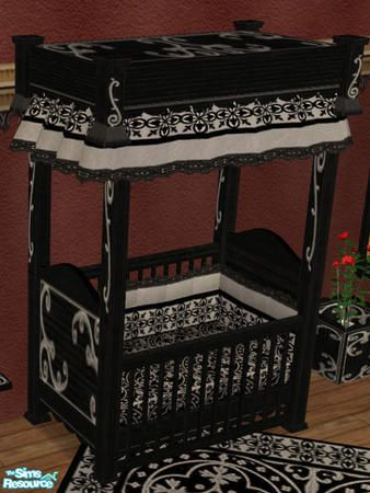 Simaddict99 S Storybook Nursery Rc 2 Gothic Bedding