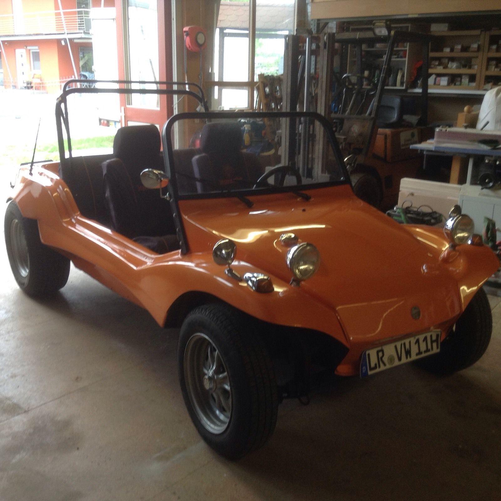 VW Buggy Apal L, Odtimer, Strandbuggy, Cabrio, Funcar, Buggy | eBay ...