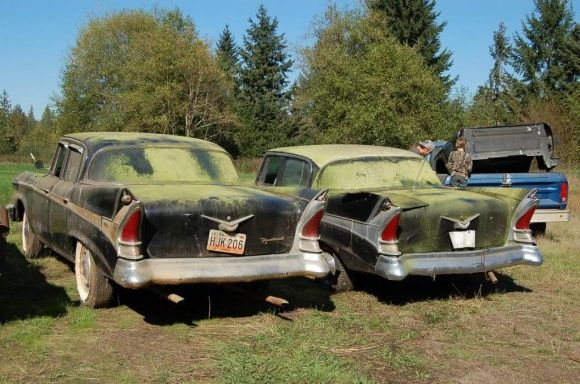 Craigslist Washington Dc Cars And Trucks >> Old Log Barns for Sale | 1958 Packard Studebaker Sedan ...