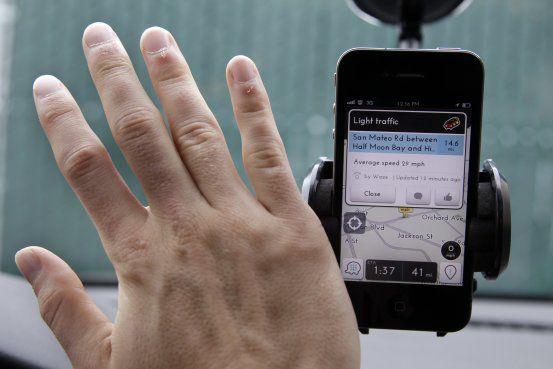 Google's Waze Plans Expansion of Ride-Sharing Service | Tech