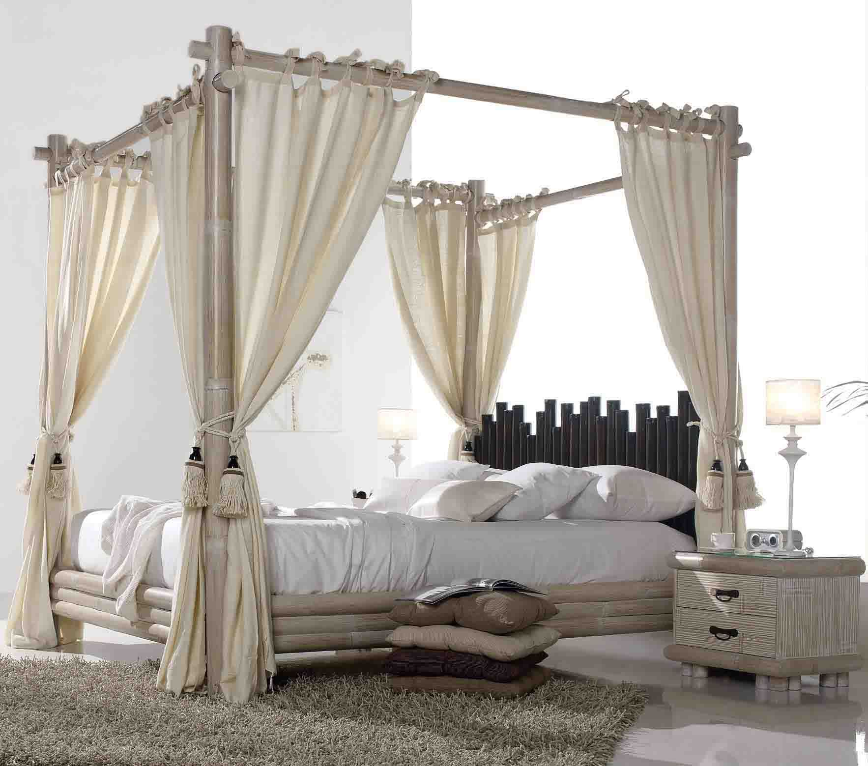 bambus himmelbett cabana ihr online shop f r elegante holzbetten im afrika stil schlafzimmer. Black Bedroom Furniture Sets. Home Design Ideas
