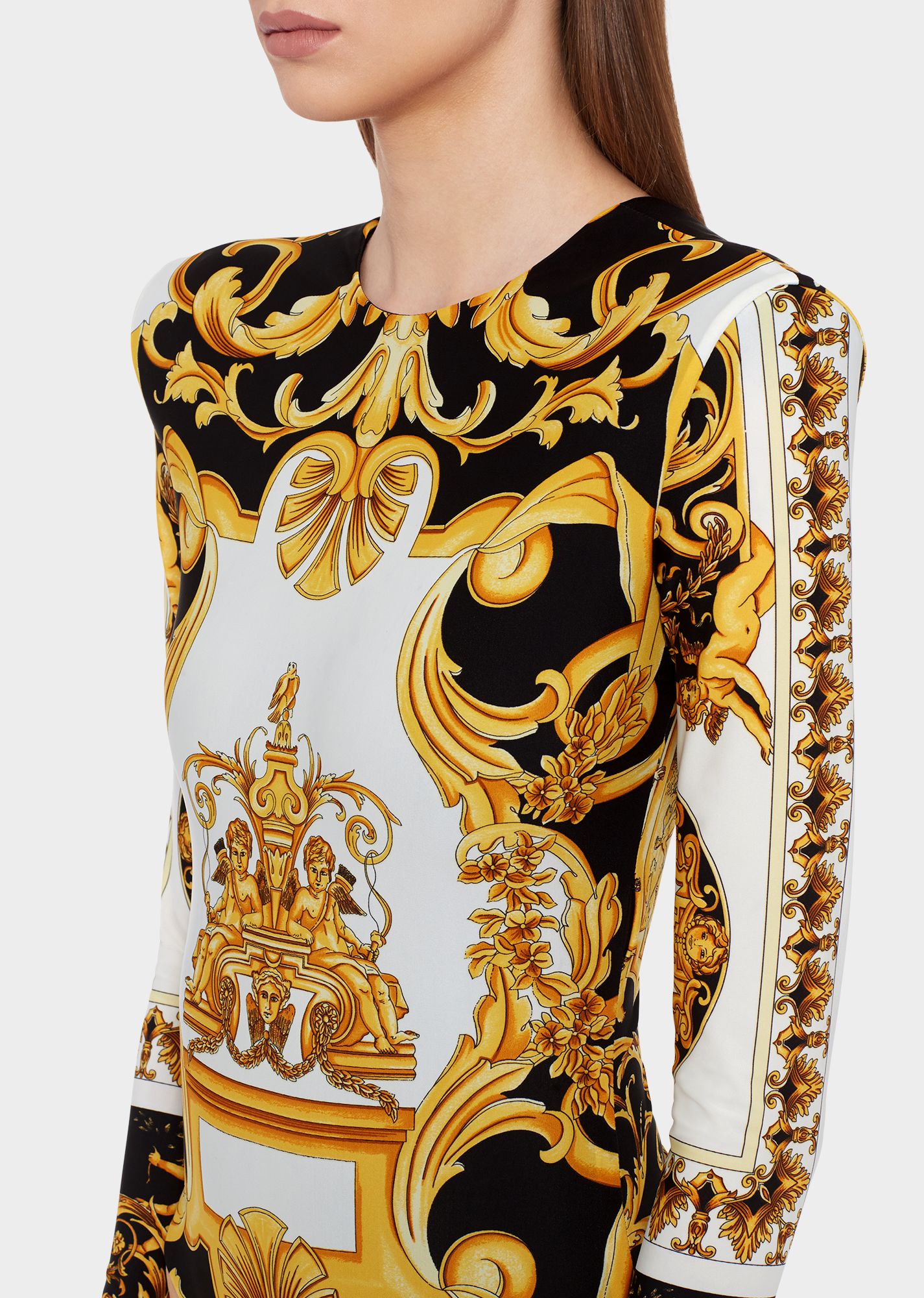 f36fb165a7 Barocco SS'92 print bodysuit for Women | US Online Store in 2019 ...