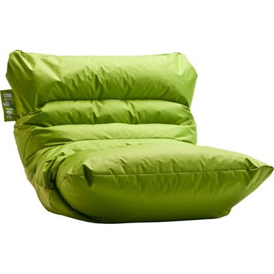 Meijer Product View Comfort Research Joe Roma Bean Bag Chair Y Lime 291656