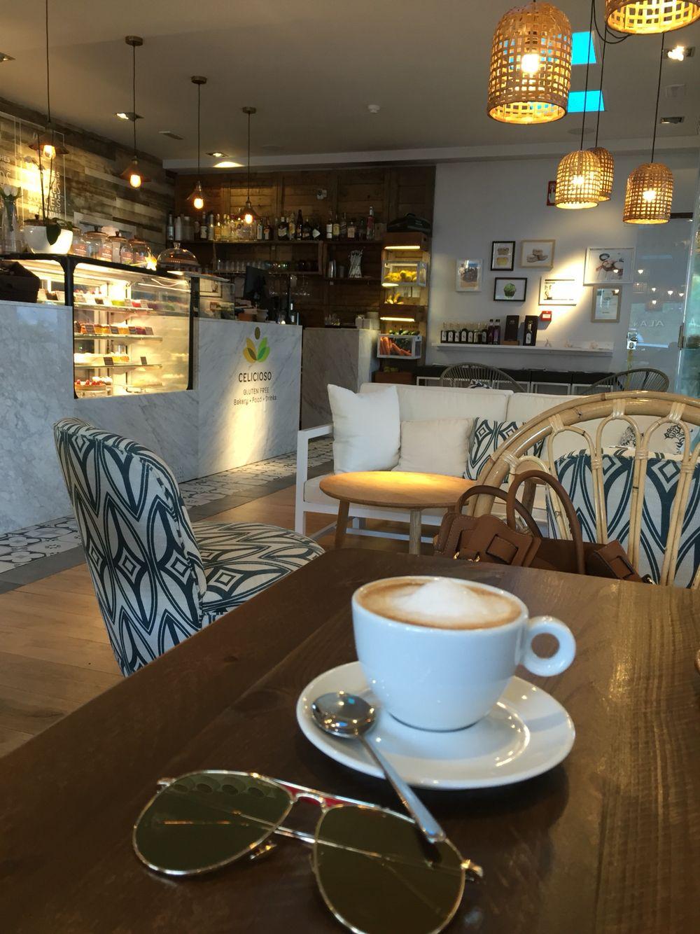 Marbella Celicioso Puente Romano Cafe Hotel