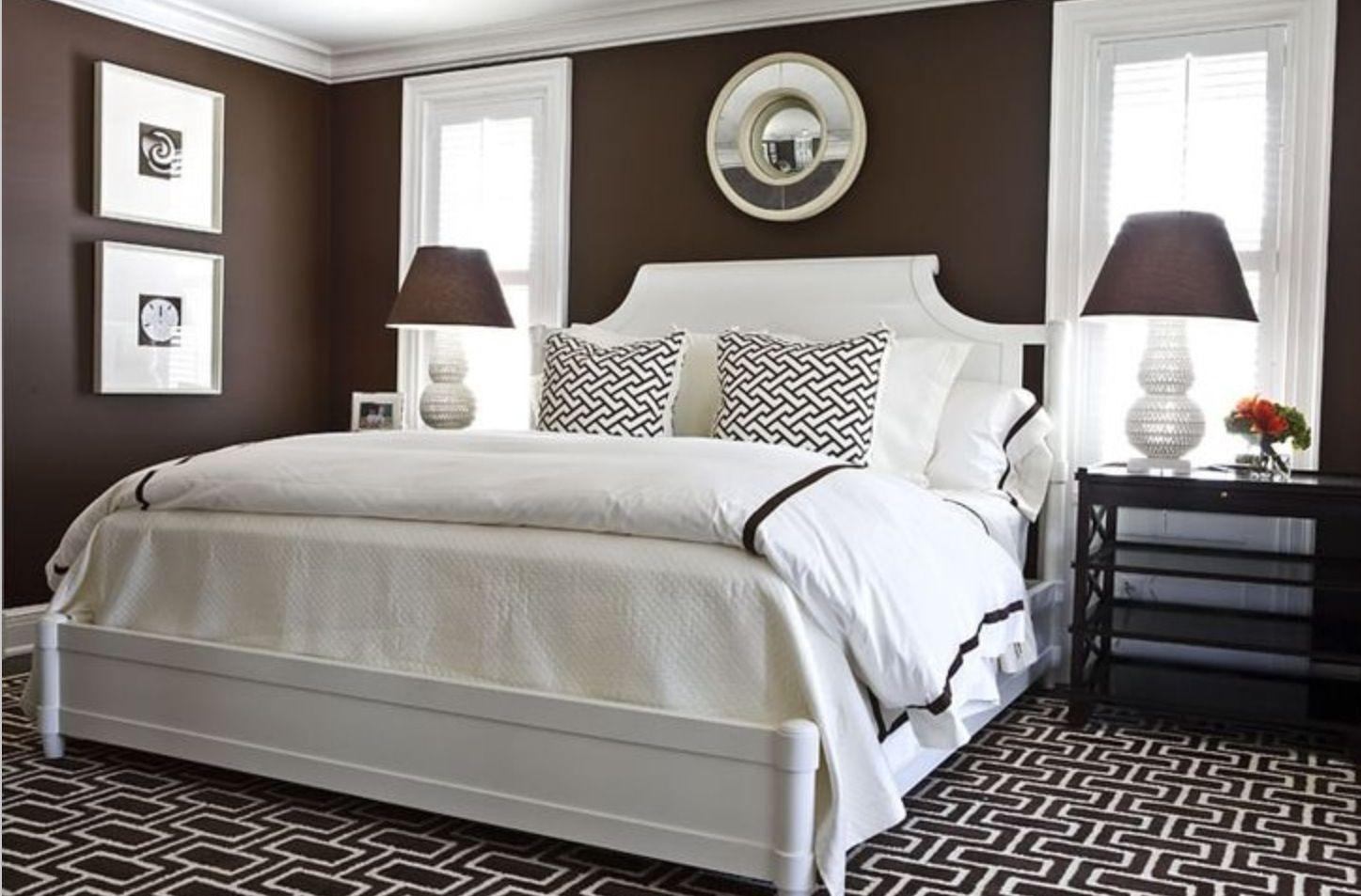 Slaapkamer Ideeen Bruin : Bruine slaapkamer bruin slaapkamer inspiratie bedroom brown