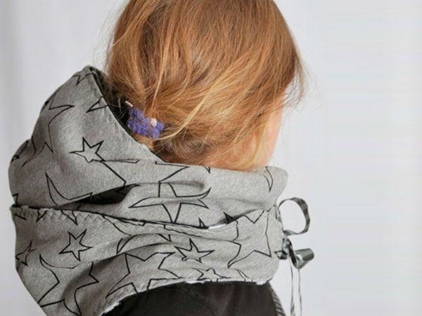 15 patrons de tops à capuche (alias hoodie | Echarpe capuche