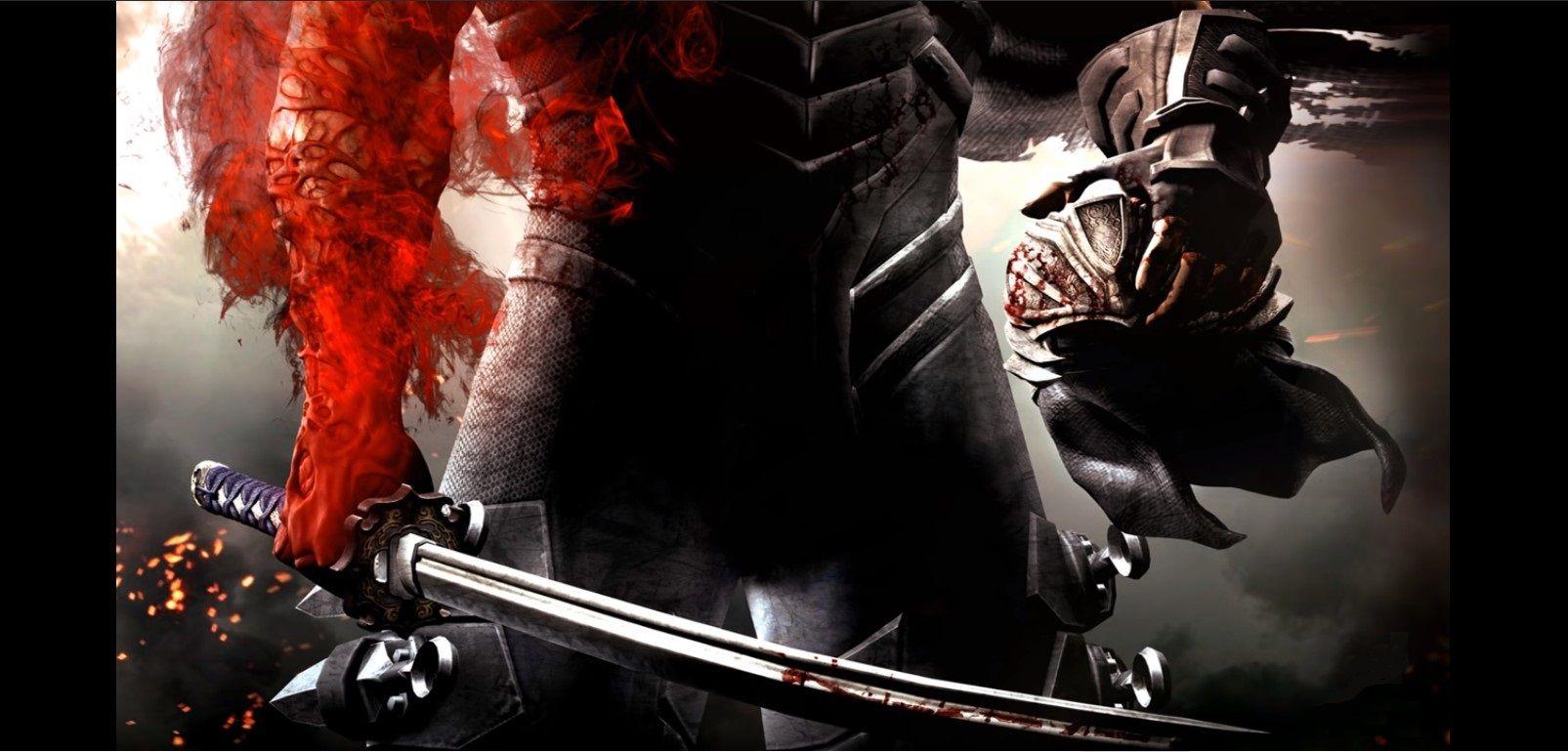 Pin By Tim Moore On Dark Souls 2 Cool Ninja Wallpapers Ninja Wallpaper Ninja Gaiden