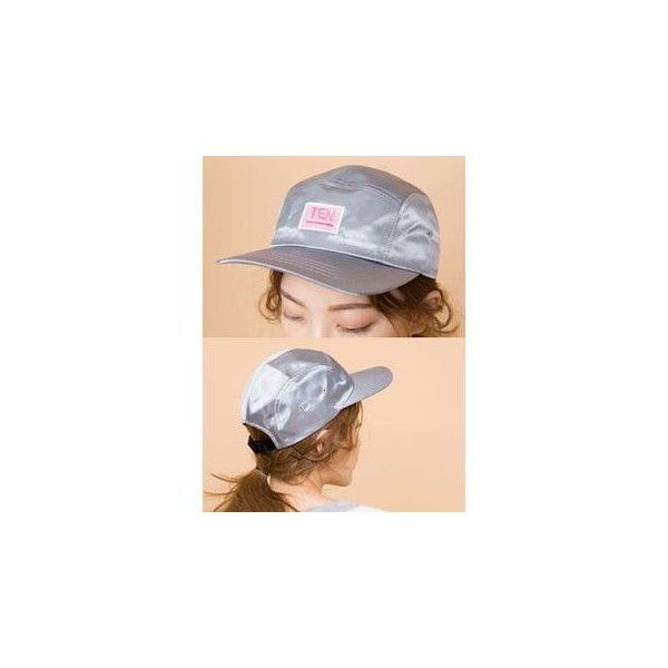 Lam  Baseball Cap ($23) ❤ liked on Polyvore featuring accessories, hats, women, ball cap hats, baseball cap, polyester hat, baseball caps hats and ball caps