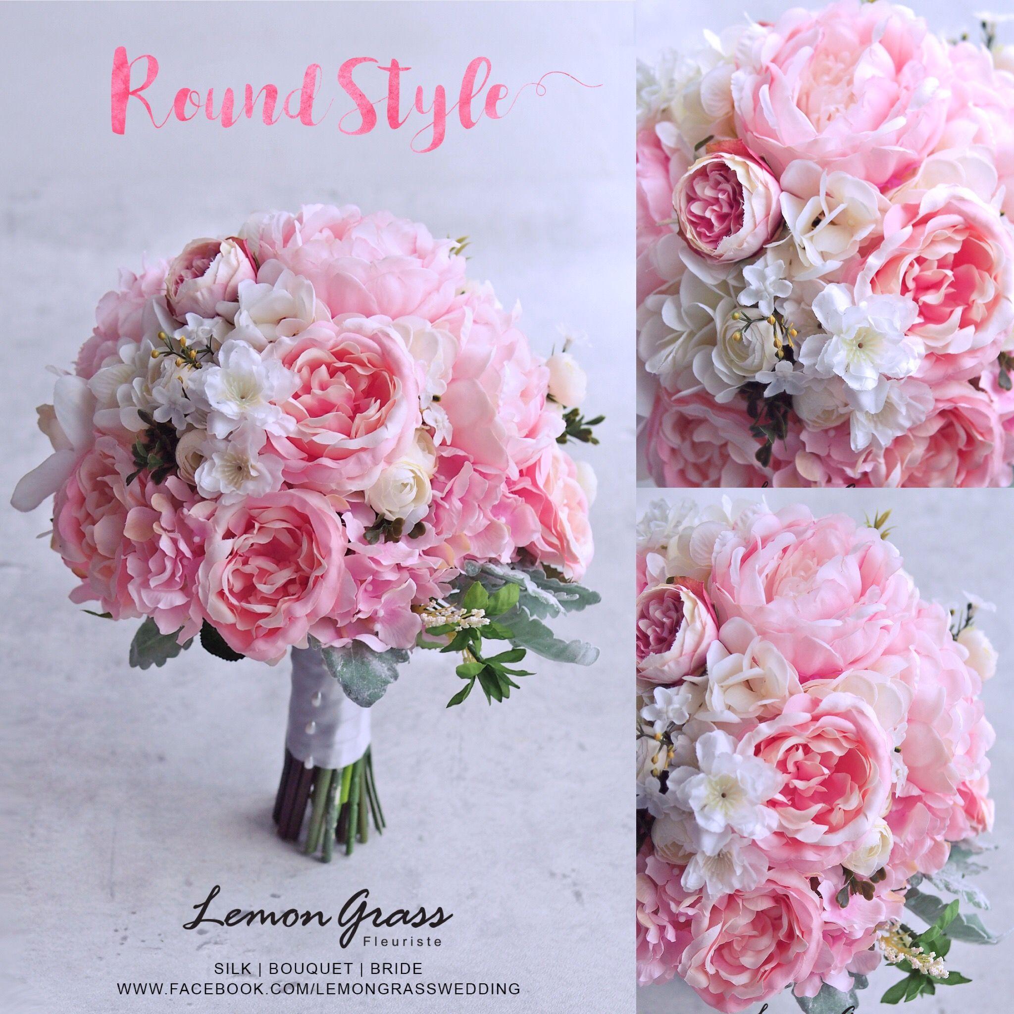 Pin By Lemongrasswedding On Silk Flower Bouquets Pinterest Bride