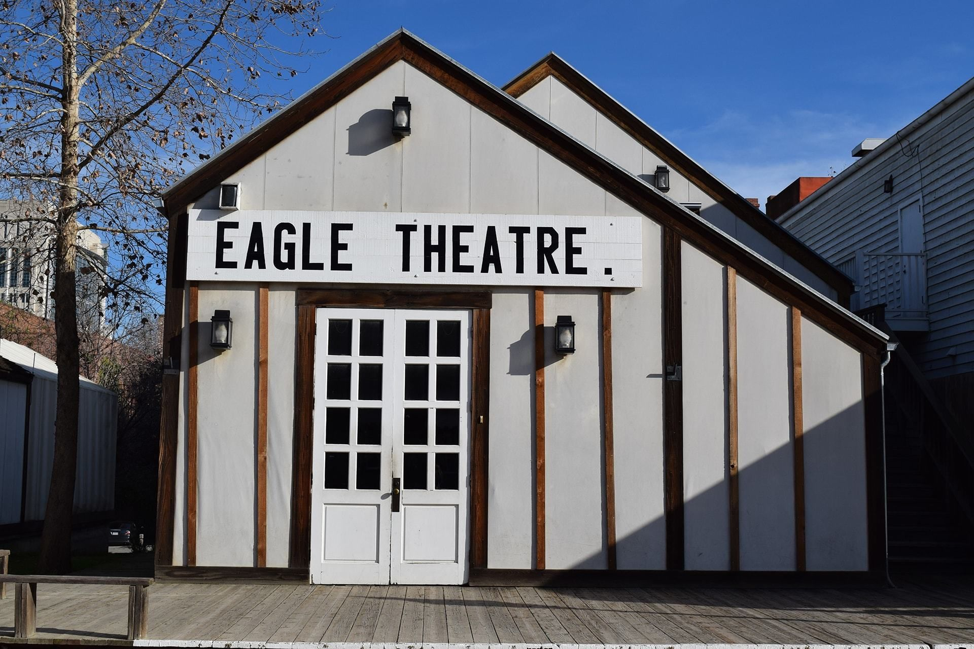 Facility rentals eagle theater with images outdoor
