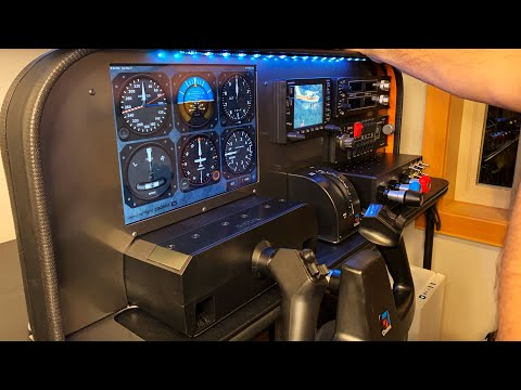 Stay Level Avionix Manufacturers High Quality Cockpit Tabletop Flight Simulator Avionics Panels Compatibl Flight Simulator Cockpit Flight Simulator Cockpit