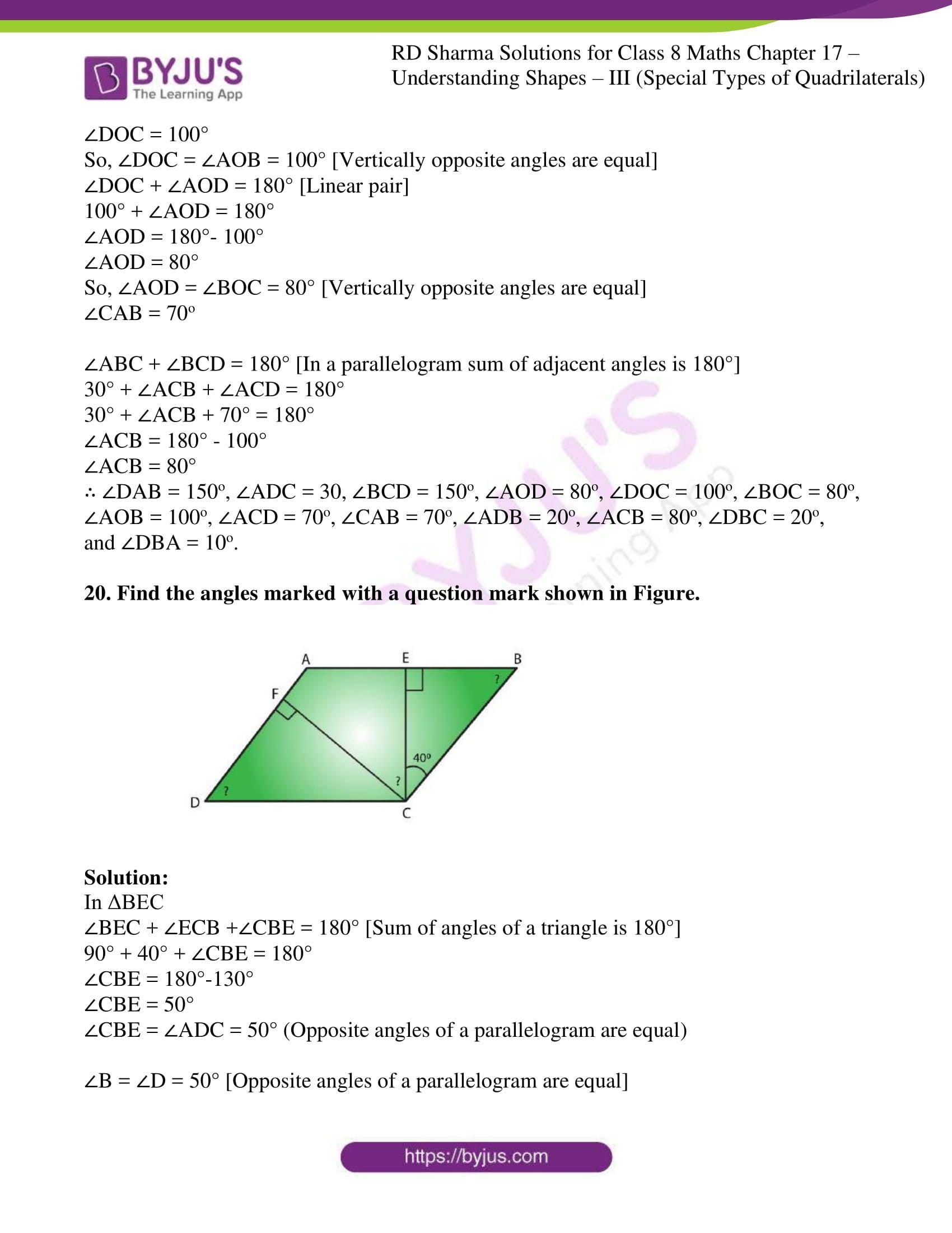 Free Math Worksheets Third Grade 3 Geometry Quadrilaterals Identify In 2020 Free Math Worksheets Free Math Math Worksheets