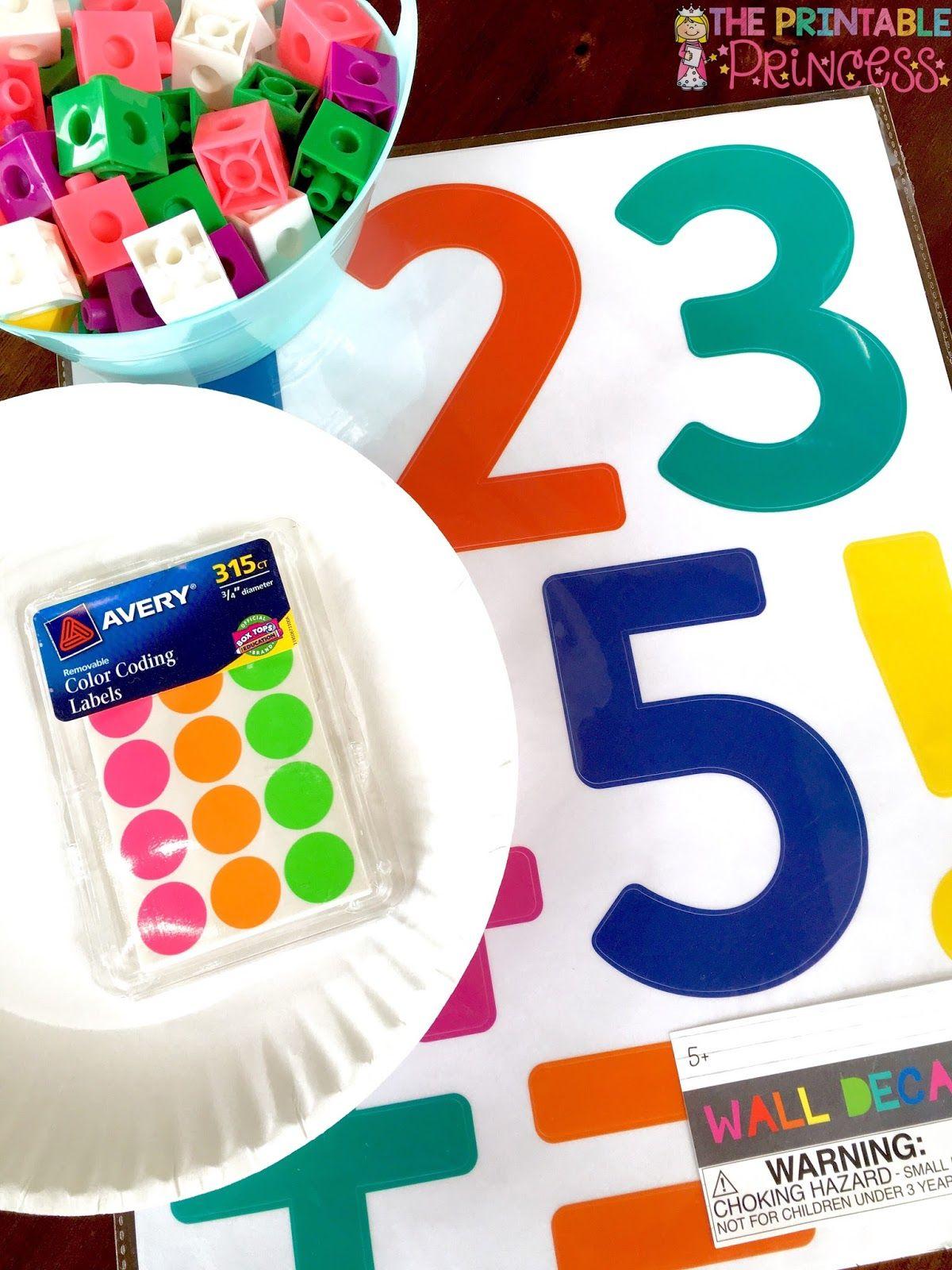 Number Sense For Kindergarten
