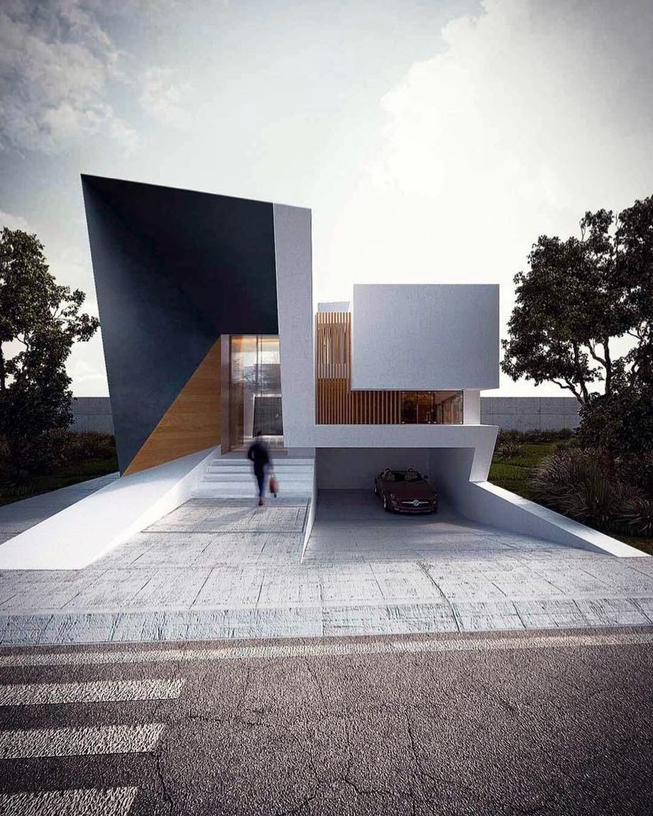 Exterior House Design Programs: Pin By Gamal Garana On Architecture