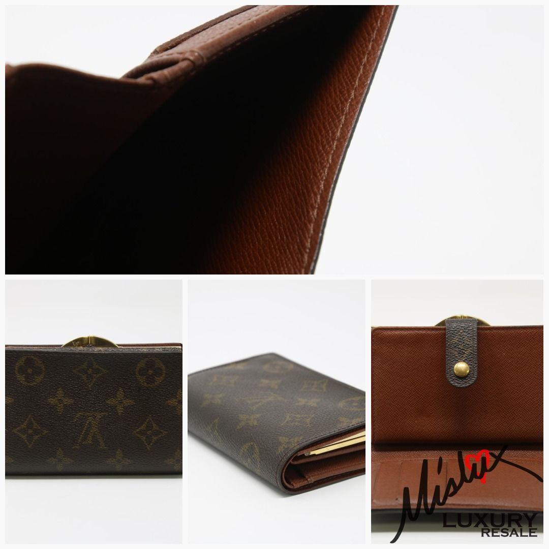 a3d3cae27c Louis Vuitton Monogram Porte Lv French Kisslock Monnaie Viennois #lvlover  #womeninbusiness #minks4all #baglover #purseaddict #luxmommy #jerushaaddict  ...
