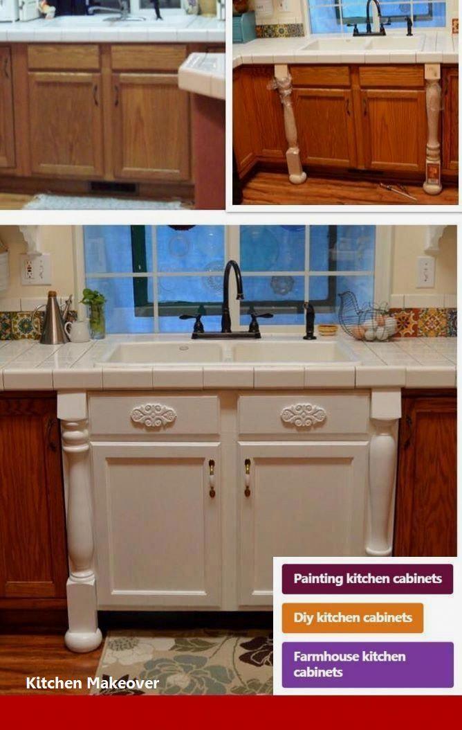 Diy Kitchen Makeover Projects Kitchen Diy Makeover Kitchen Remodel Kitchen Design