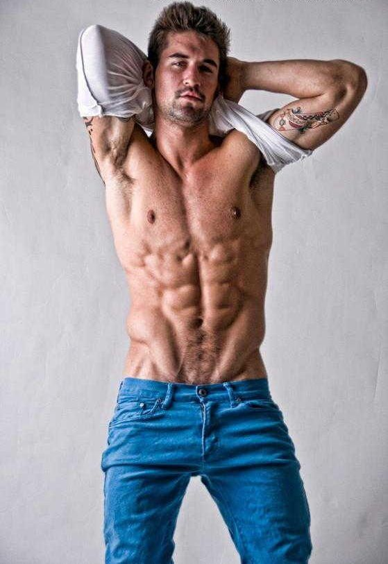 Daily Bodybuilding Motivation: HOT MALE MODEL AND HUNK