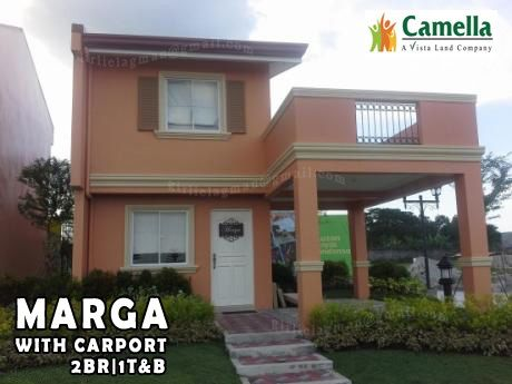 Marga With Carport Camella Tarlac Contact Person Girlie Lagman