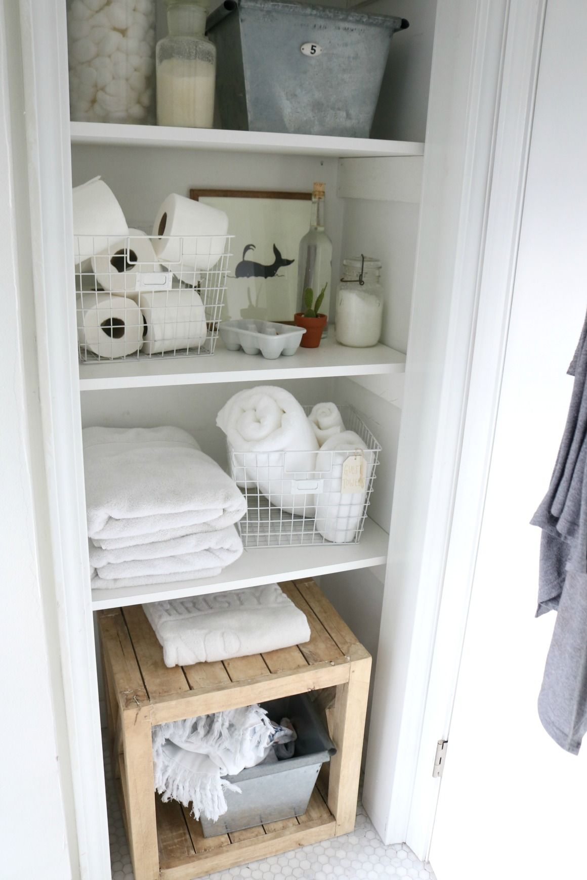 Friday Favorites Starts With Bathroom Storage Solution Nesting With Grace Bathroom Storage Solutions Bathroom Cabinets Diy Bathroom Organization Diy