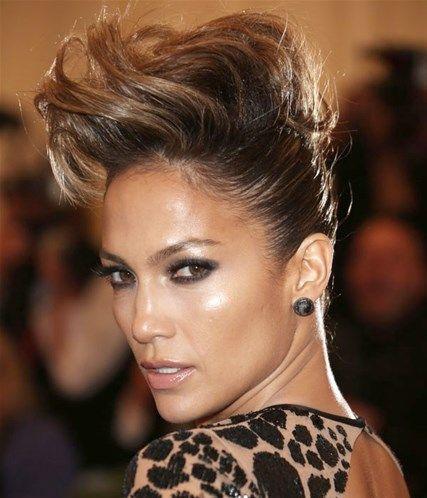 Peinados de famosas - Peinados de famosos ...