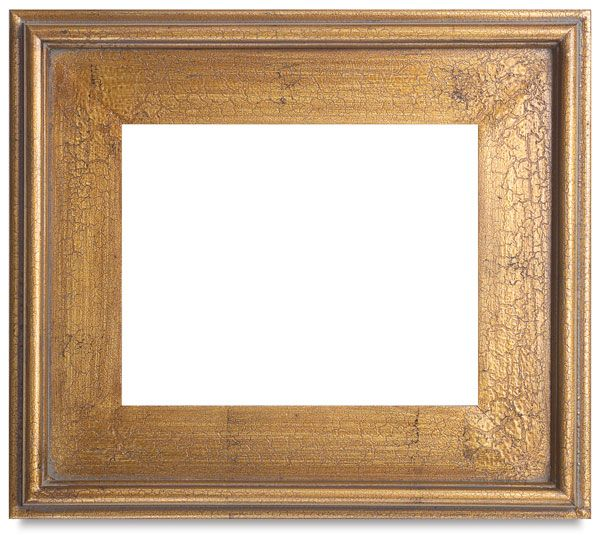 Gold Leaf Crackle/ Blick | PICTURE FRAMES | Pinterest | Woods