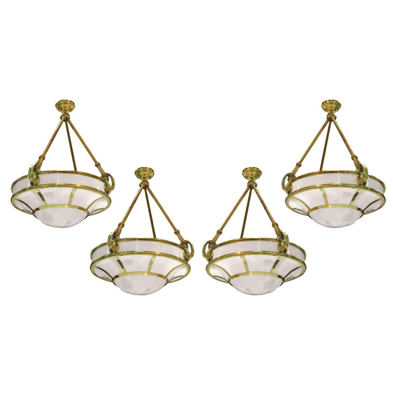 Set of four pendant lights pendant lighting large pendant